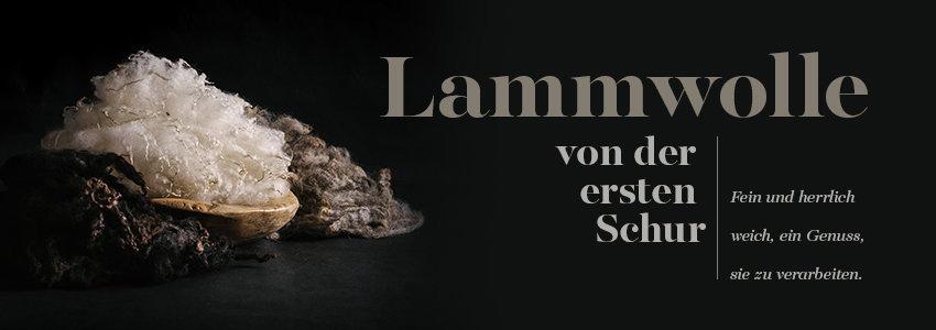 Lammwolle