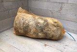 1 kg Lammwolle - Drenter Heideschaf (Meliert)_