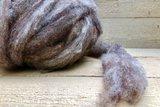 500 g gew. Kammzugwolle - Dassenkopf (Mioget)_