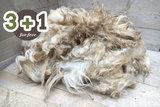 4 kg A-Klasse - Schoonebeeker (Naturfarben)_