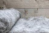 250 g gewaschene Vlieswolle - Heidschnucke (Grau)_