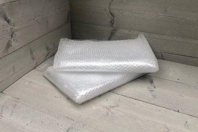 Noppen- oder Luftpolsterfolie - 2 x Format groß, 120 x 180 cm